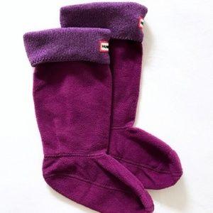 🍒NIB🍒 HUNTER GLITTER BOOT SOCKS